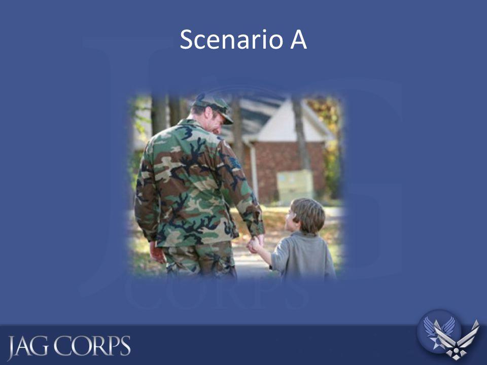 Scenario A