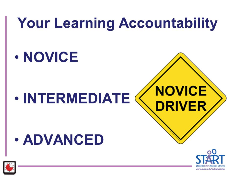 Your Learning Accountability
