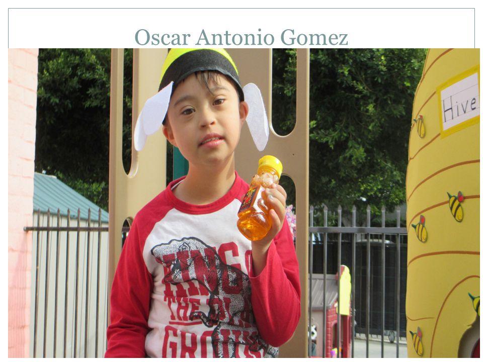 Oscar Antonio Gomez