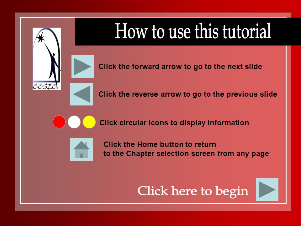 How to use this tutorial