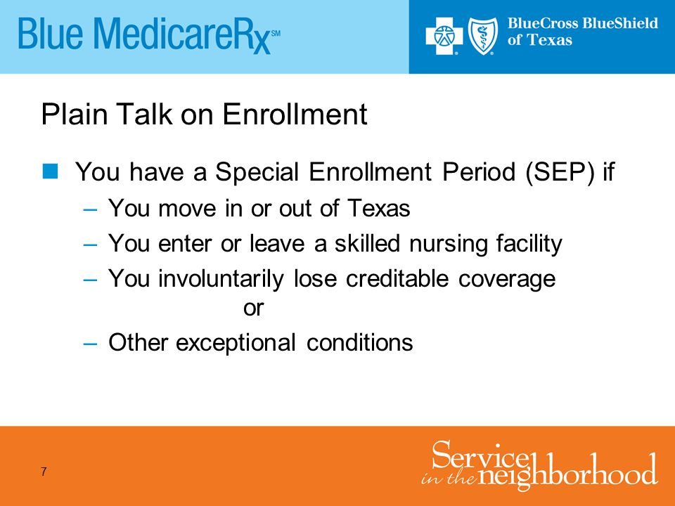 Plain Talk on Enrollment