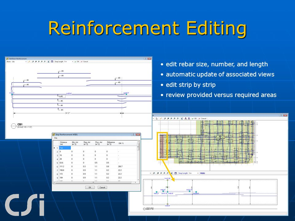 Reinforcement Editing