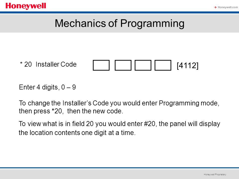 Mechanics of Programming