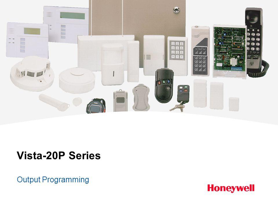 Vista-20P Series Output Programming