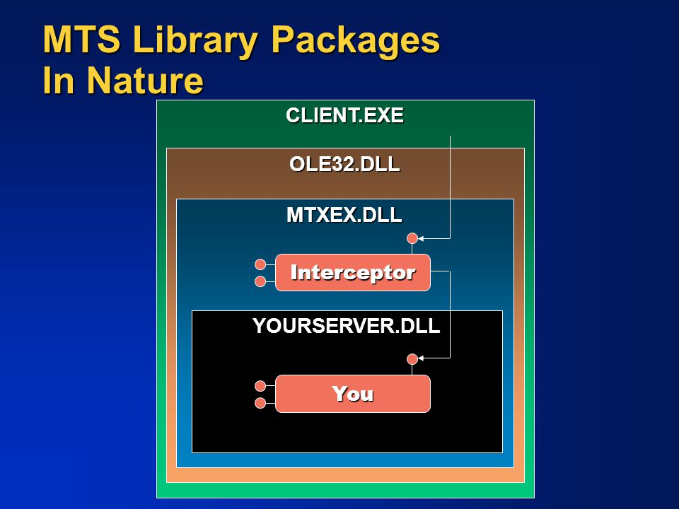 MTS Library Packages In Nature