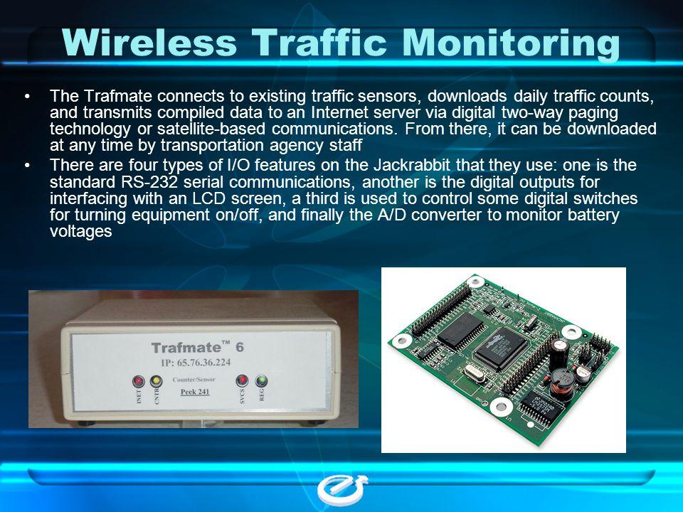 Wireless Traffic Monitoring