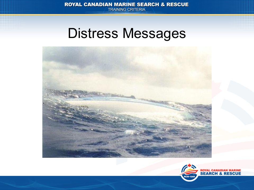 Distress Messages