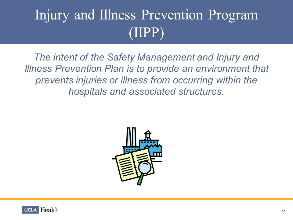 Injury and Illness Prevention Program (IIPP)