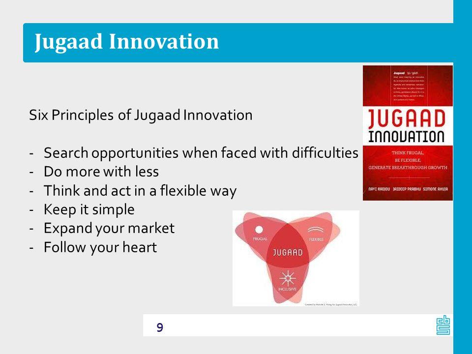 Jugaad Innovation Six Principles of Jugaad Innovation