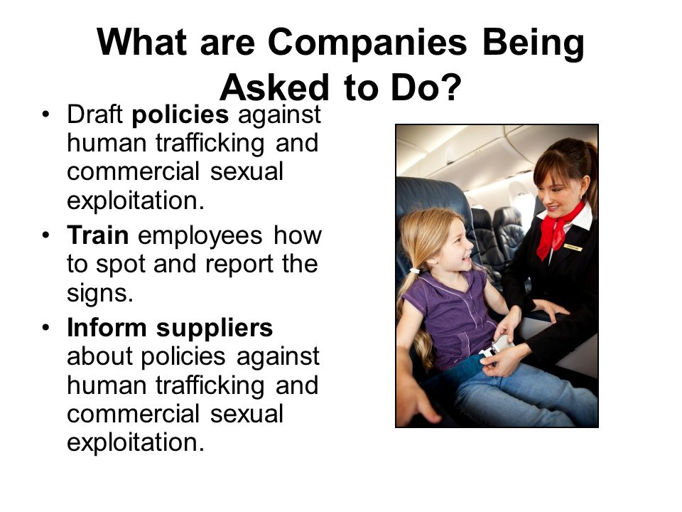 What are Companies Being Asked to Do