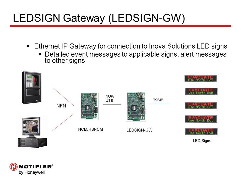LEDSIGN Gateway (LEDSIGN-GW)