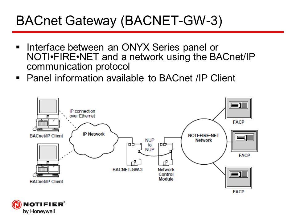 BACnet Gateway (BACNET-GW-3)