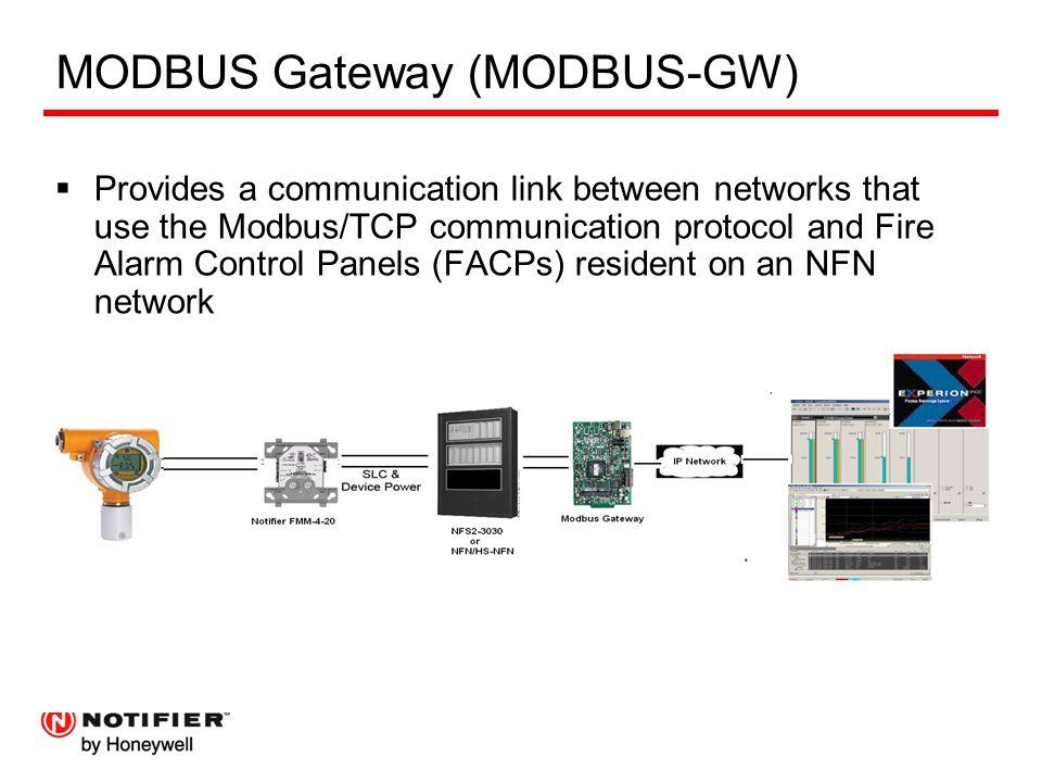 MODBUS Gateway (MODBUS-GW)