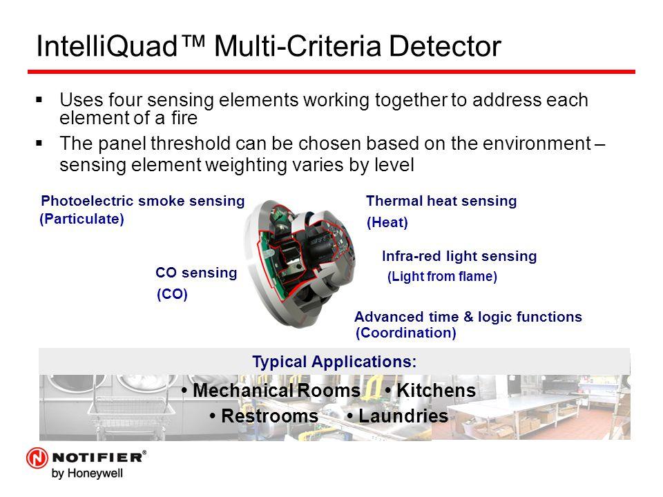 IntelliQuad™ Multi-Criteria Detector