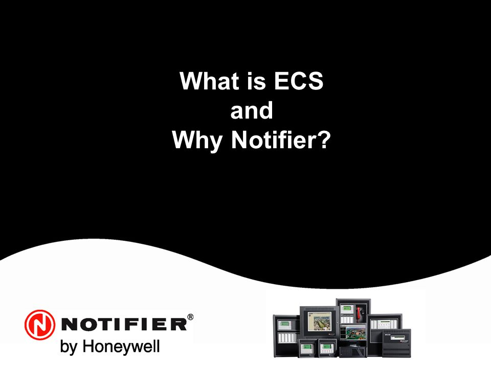 What is ECS and Why Notifier