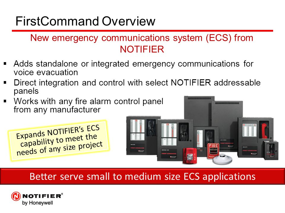 FirstCommand Overview