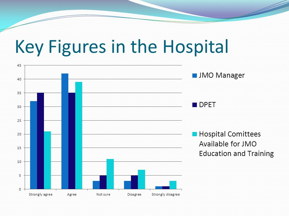 Key Figures in the Hospital