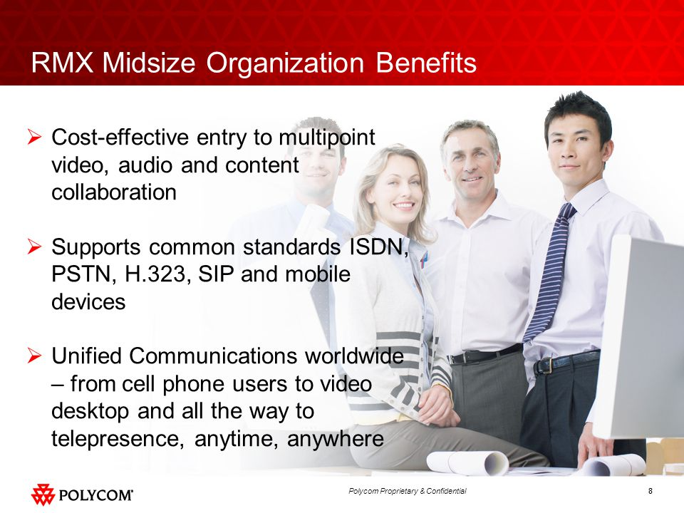 RMX Midsize Organization Benefits