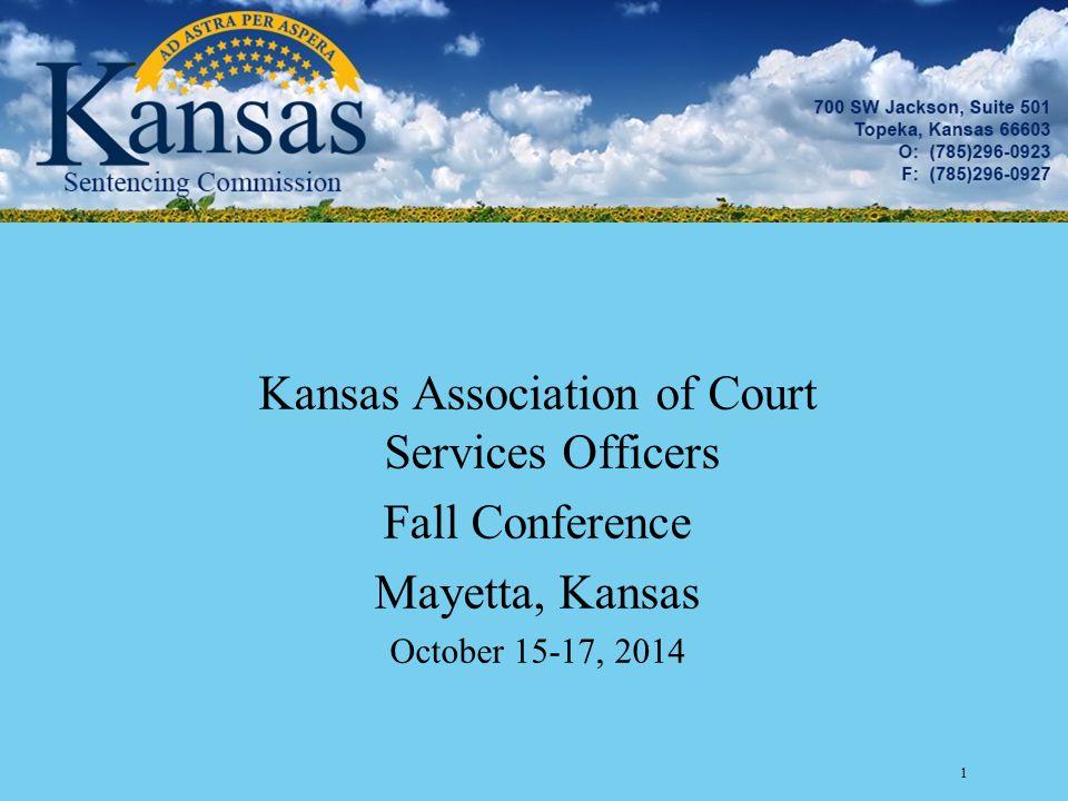 Kansas Association of Court Services Officers