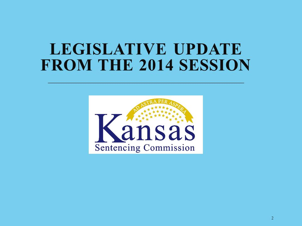 Legislative Update from the 2014 Session