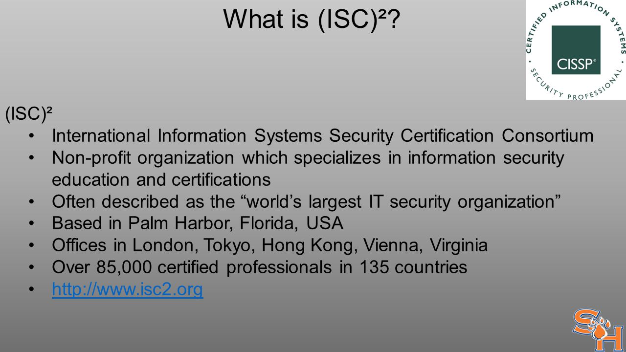 How i passed the cissp test lessons learned in certification international information systems security certification 1betcityfo Image collections