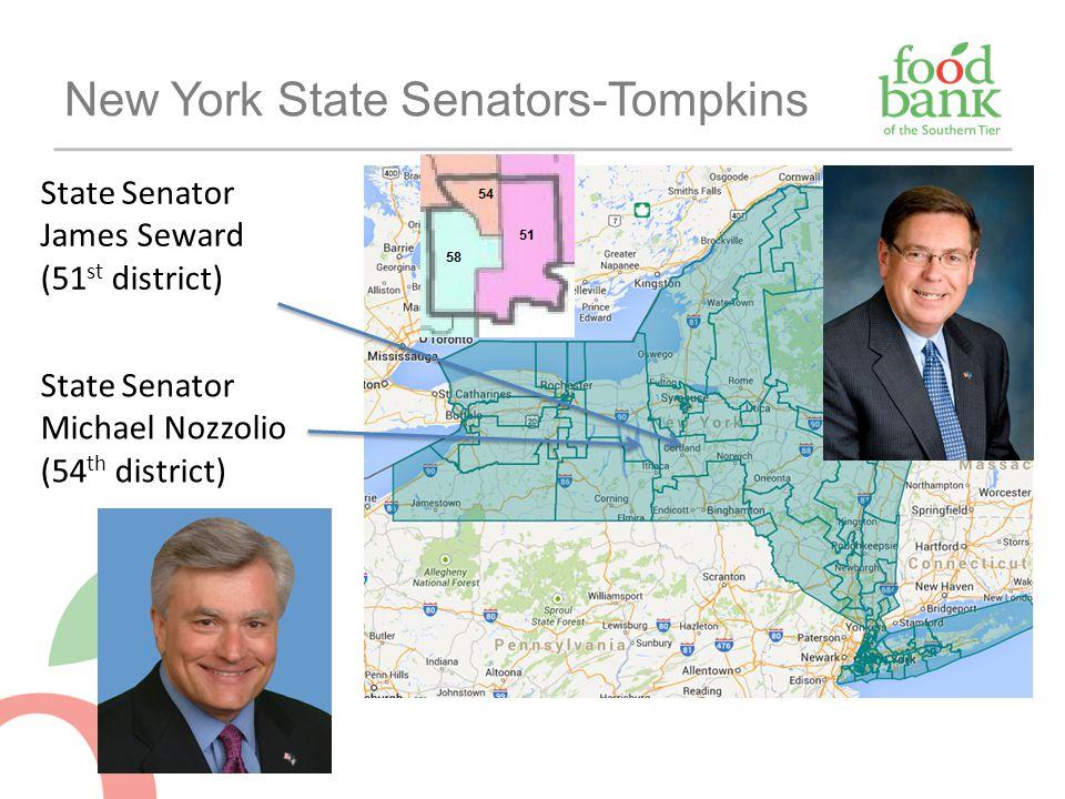 New York State Senators-Tompkins
