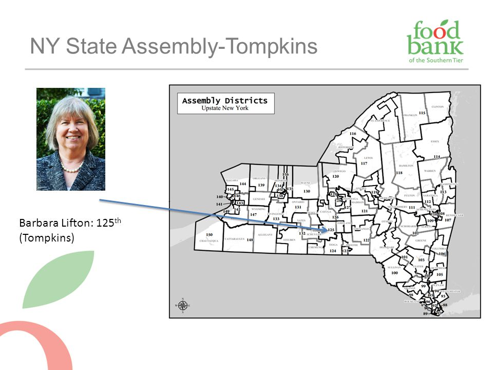 NY State Assembly-Tompkins
