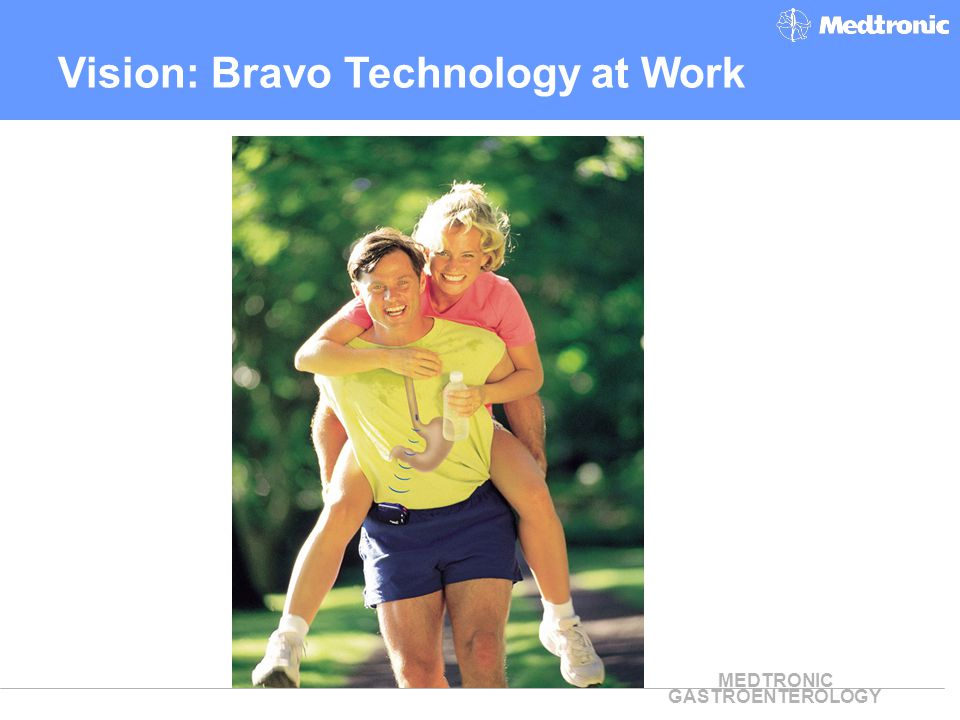 Vision: Bravo Technology at Work