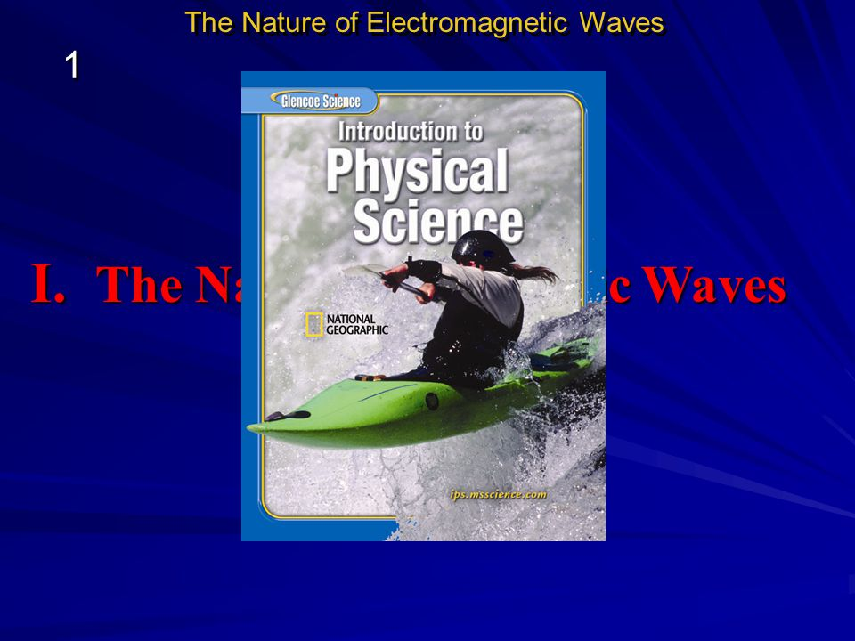 I. The Nature of Magnetic Waves