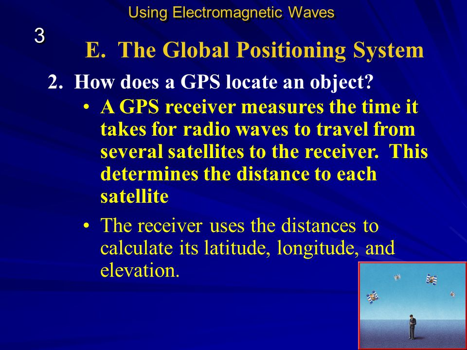 E. The Global Positioning System