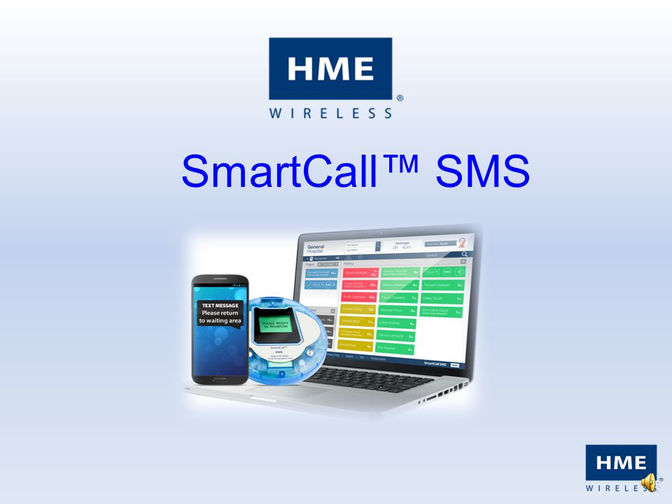 SmartCall™ SMS