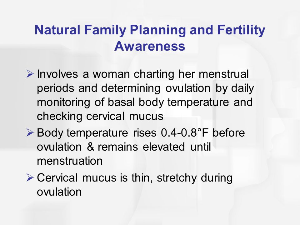 Natural Family Planning and Fertility Awareness