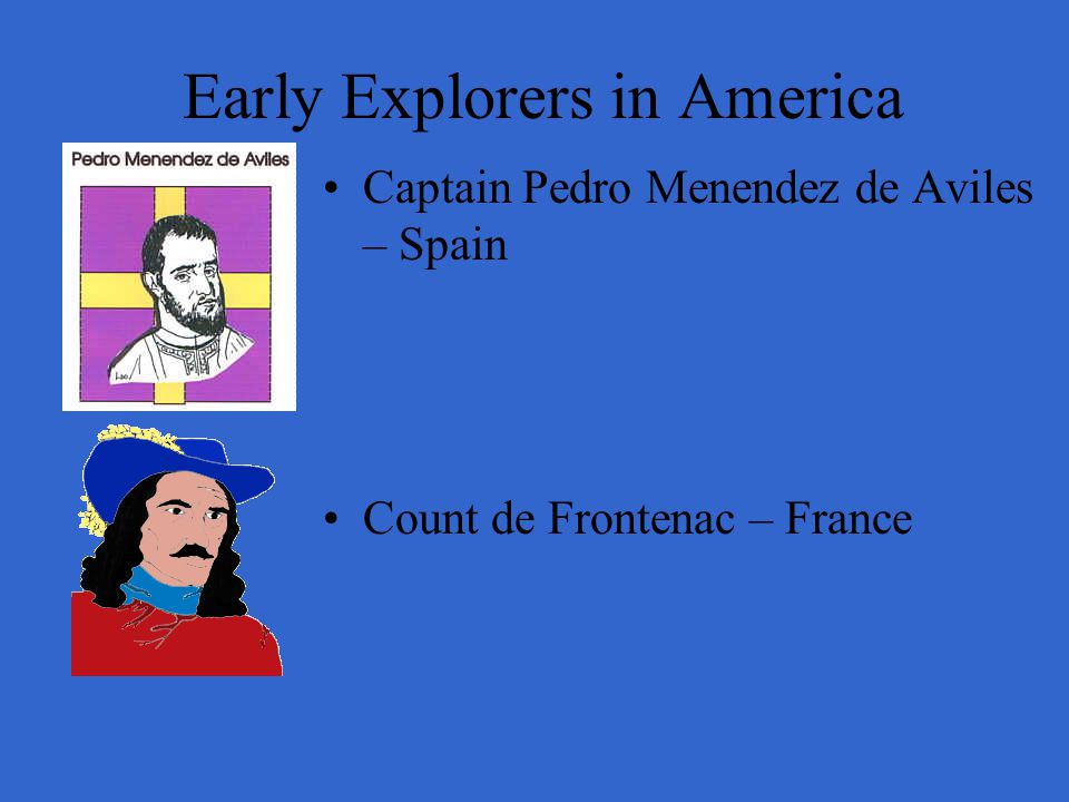 Early Explorers in America