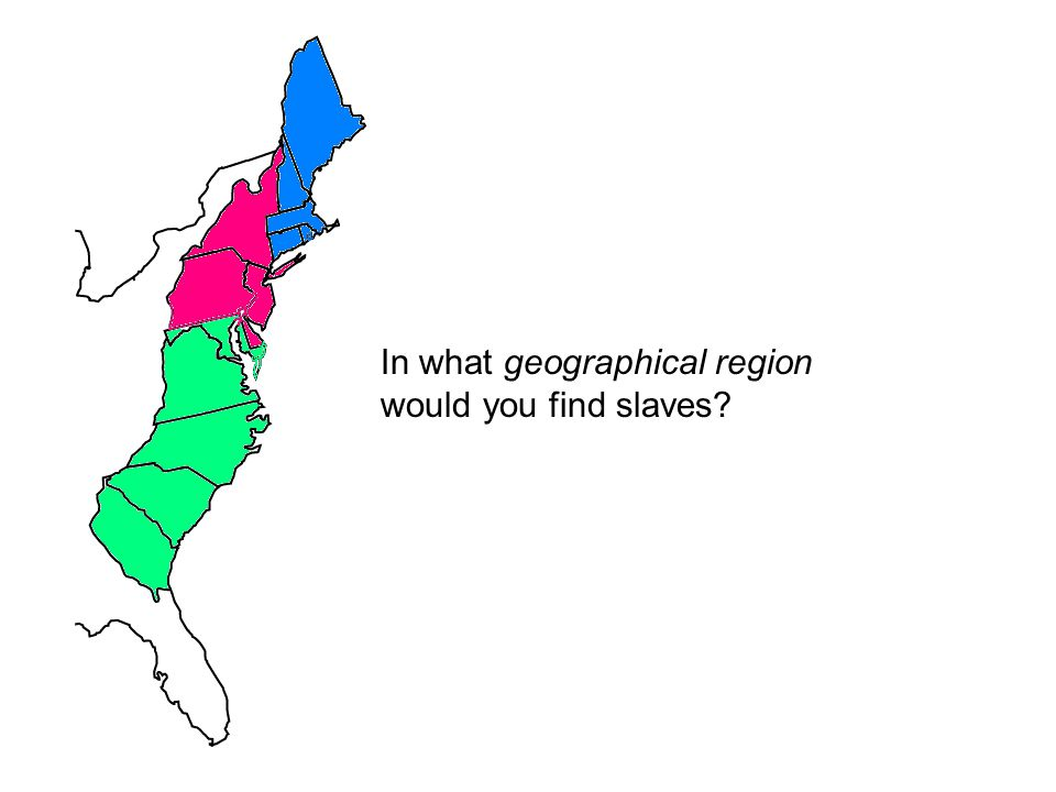 In what geographical region