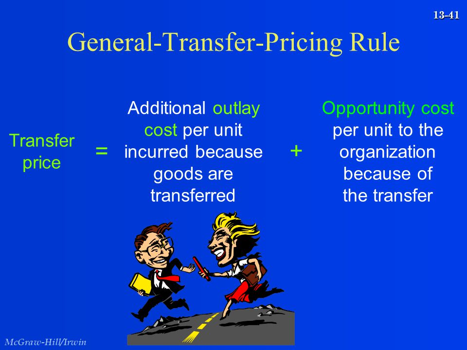 General-Transfer-Pricing Rule