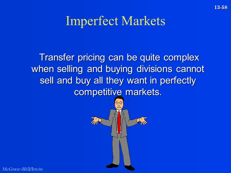Imperfect Markets