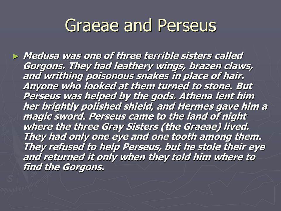 Graeae and Perseus