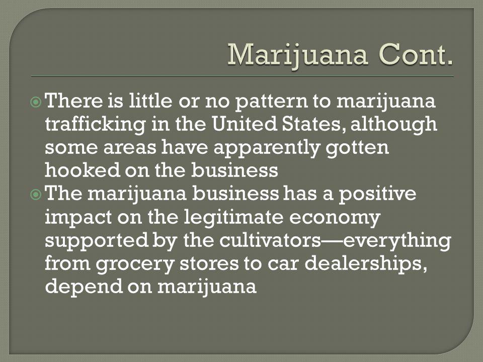 Marijuana Cont.