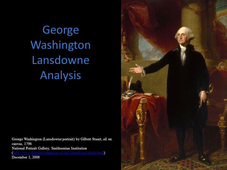 George Washington Lansdowne Analysis