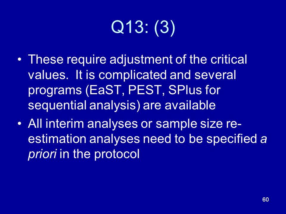Q13: (3)