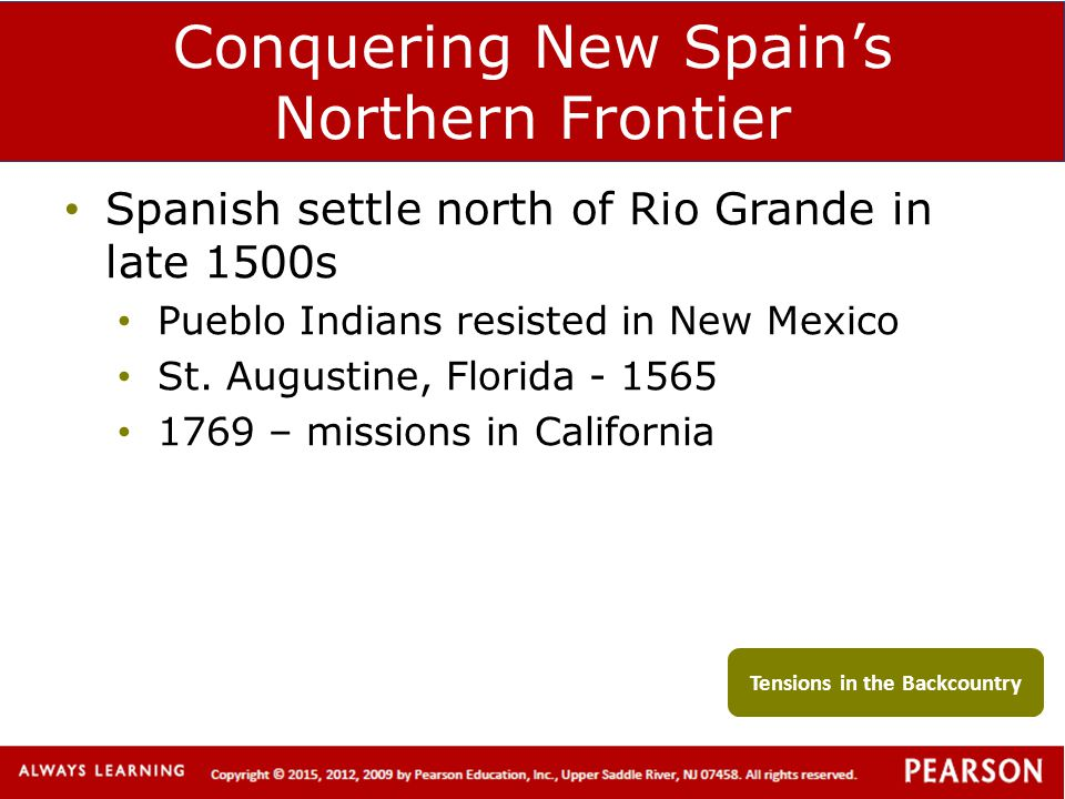 Conquering New Spain's Northern Frontier