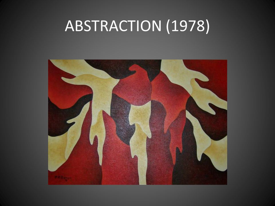 ABSTRACTION (1978)