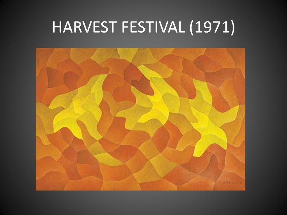 HARVEST FESTIVAL (1971)