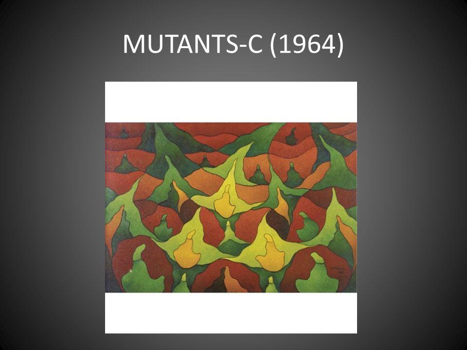 MUTANTS-C (1964)