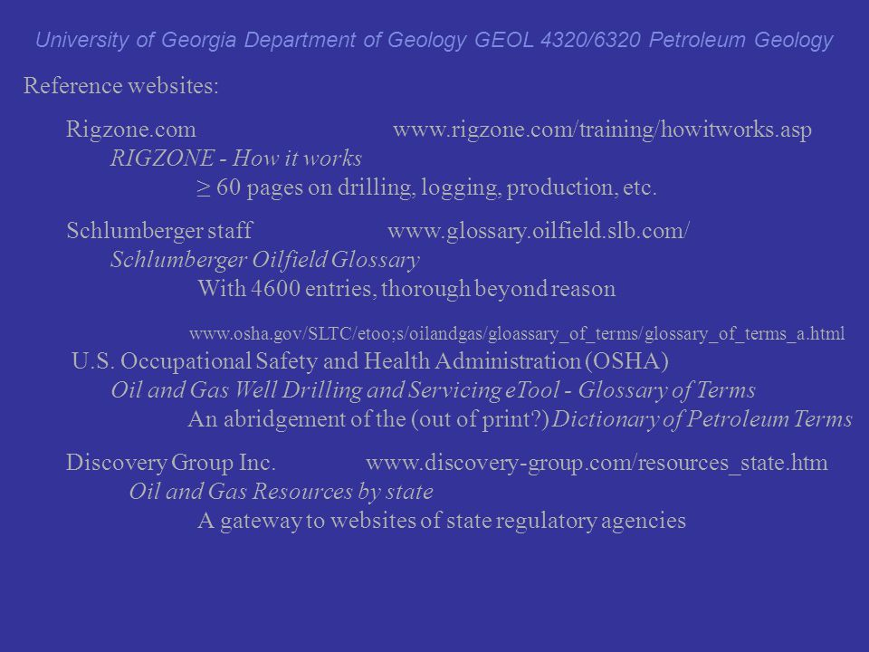 Rigzone.com www.rigzone.com/training/howitworks.asp