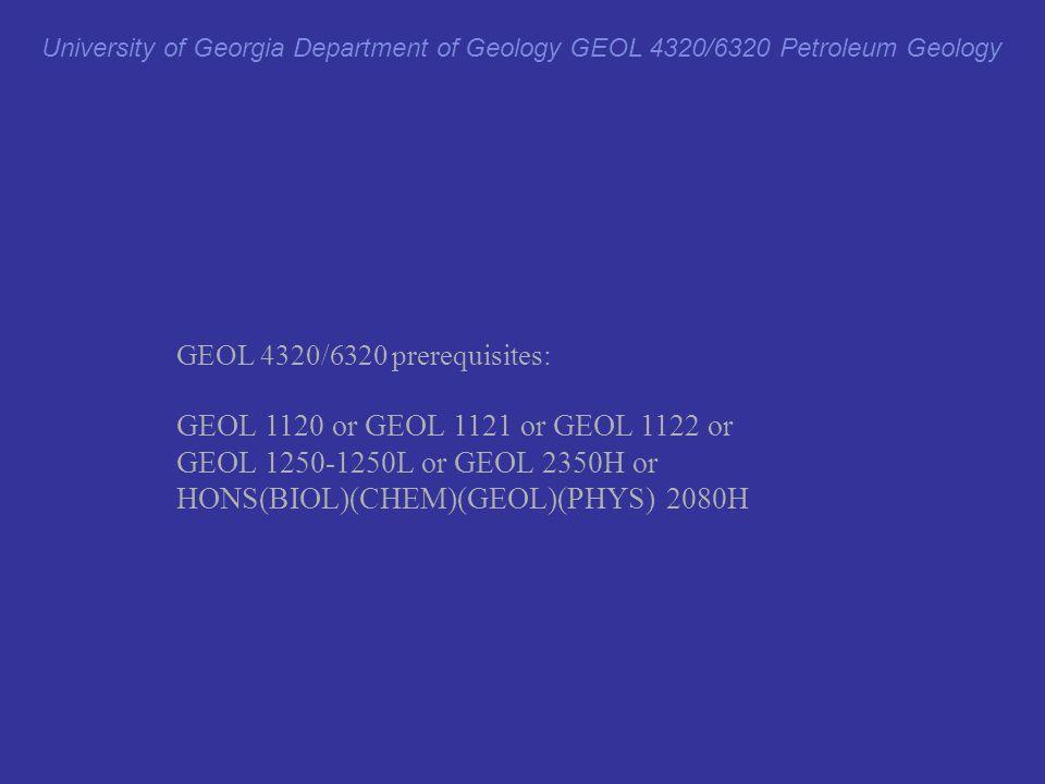 HONS(BIOL)(CHEM)(GEOL)(PHYS) 2080H