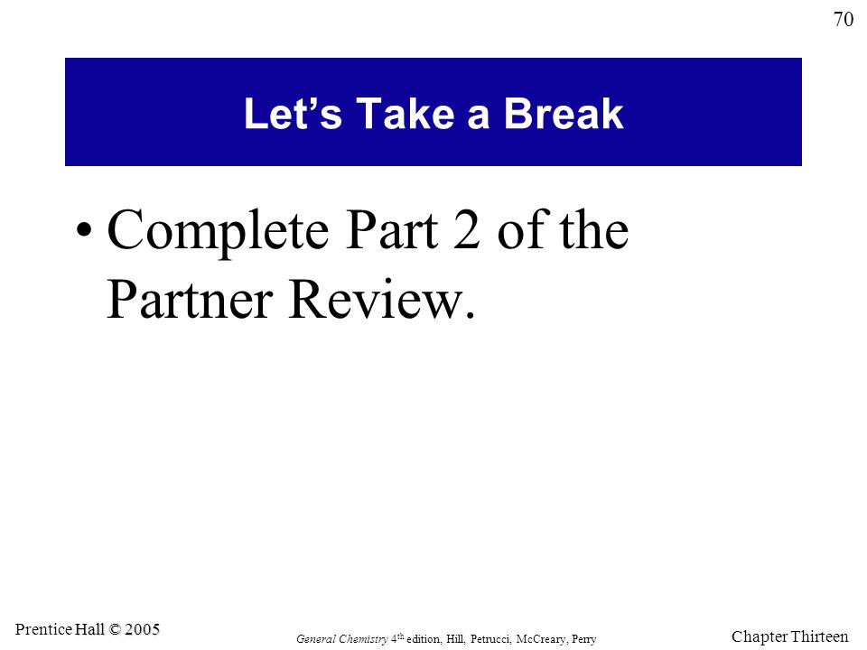 Complete Part 2 of the Partner Review.