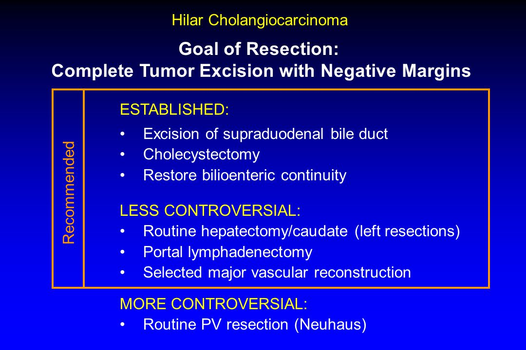 Complete Tumor Excision with Negative Margins