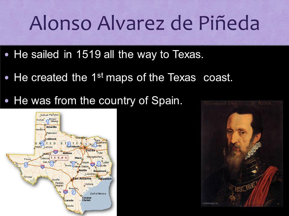 Alonso Alvarez de Piñeda