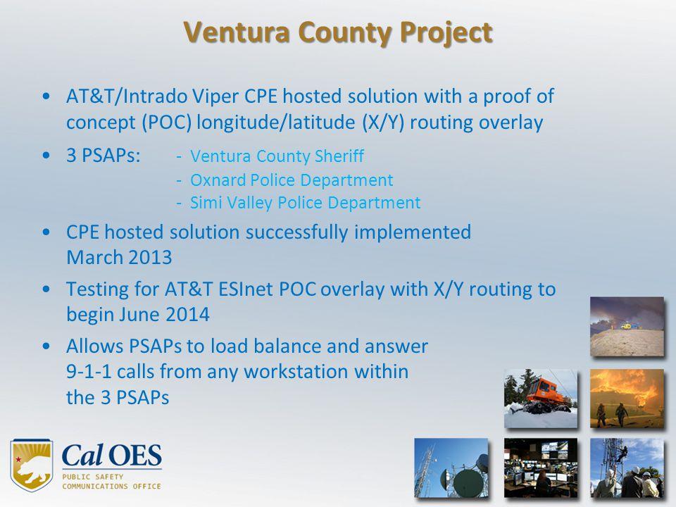Ventura County Project